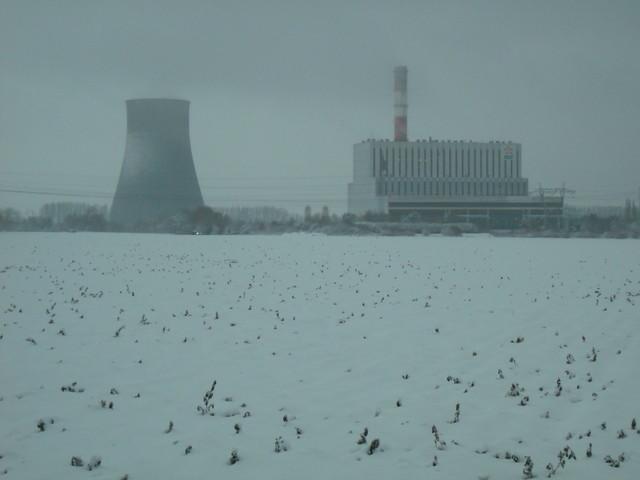 La centrale EDF