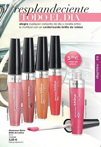 Glazewear Shine brillo de labios