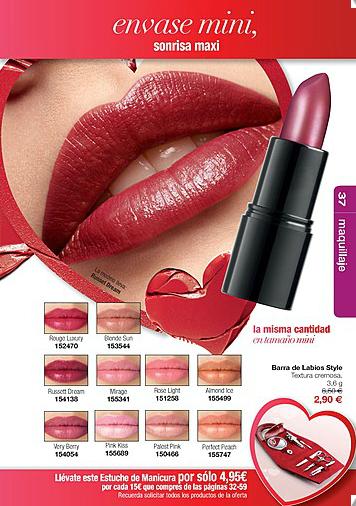 Barra de labios Style