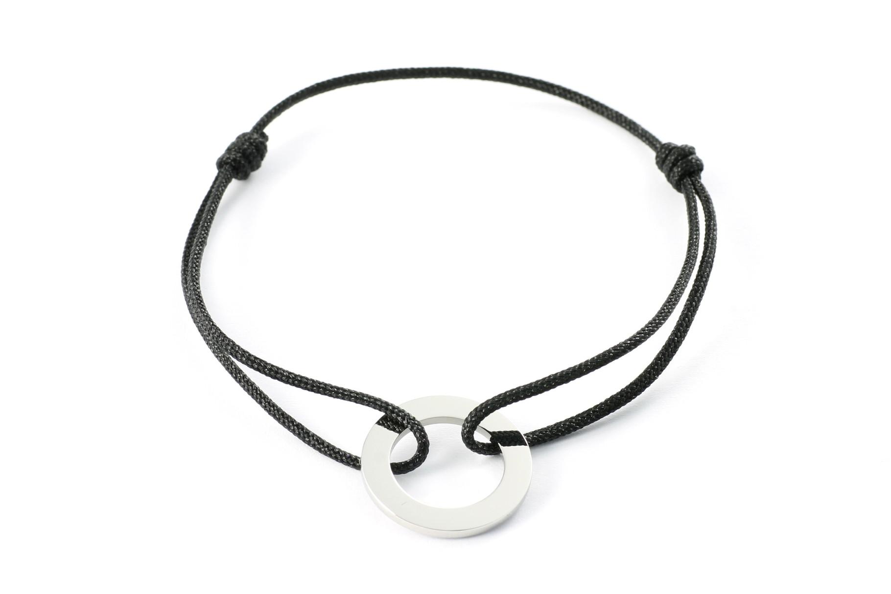 Favori Bracelet cordon femme - Marc LE BIGOT - Créateur de bijoux  MZ15