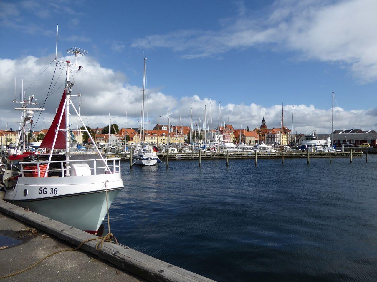 Faaborg Hafen