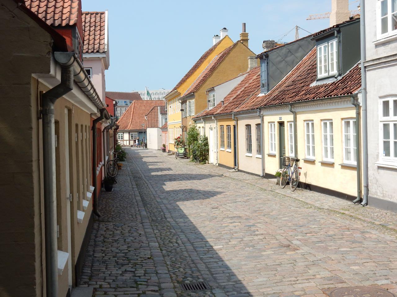 Odense kleine Stadt