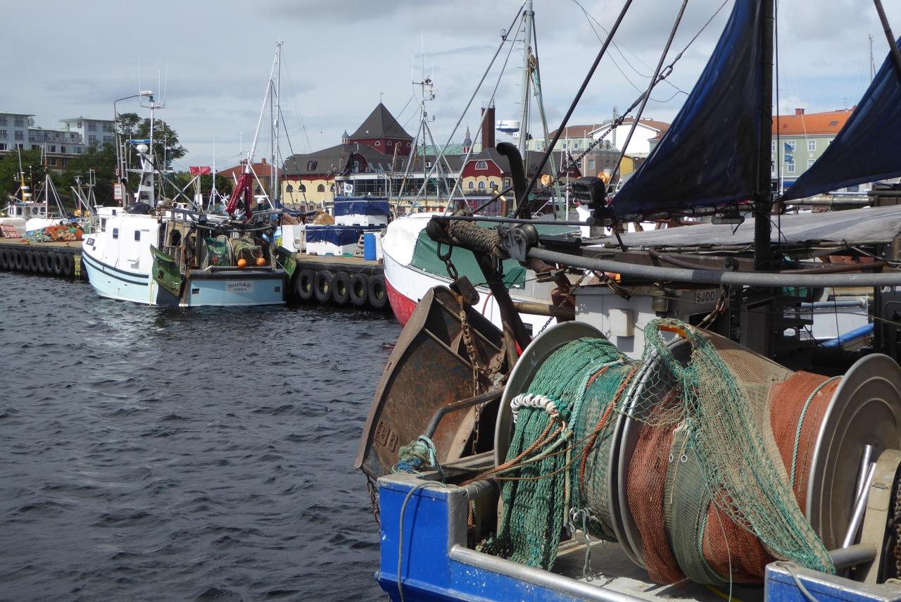 Strömstad Hafen