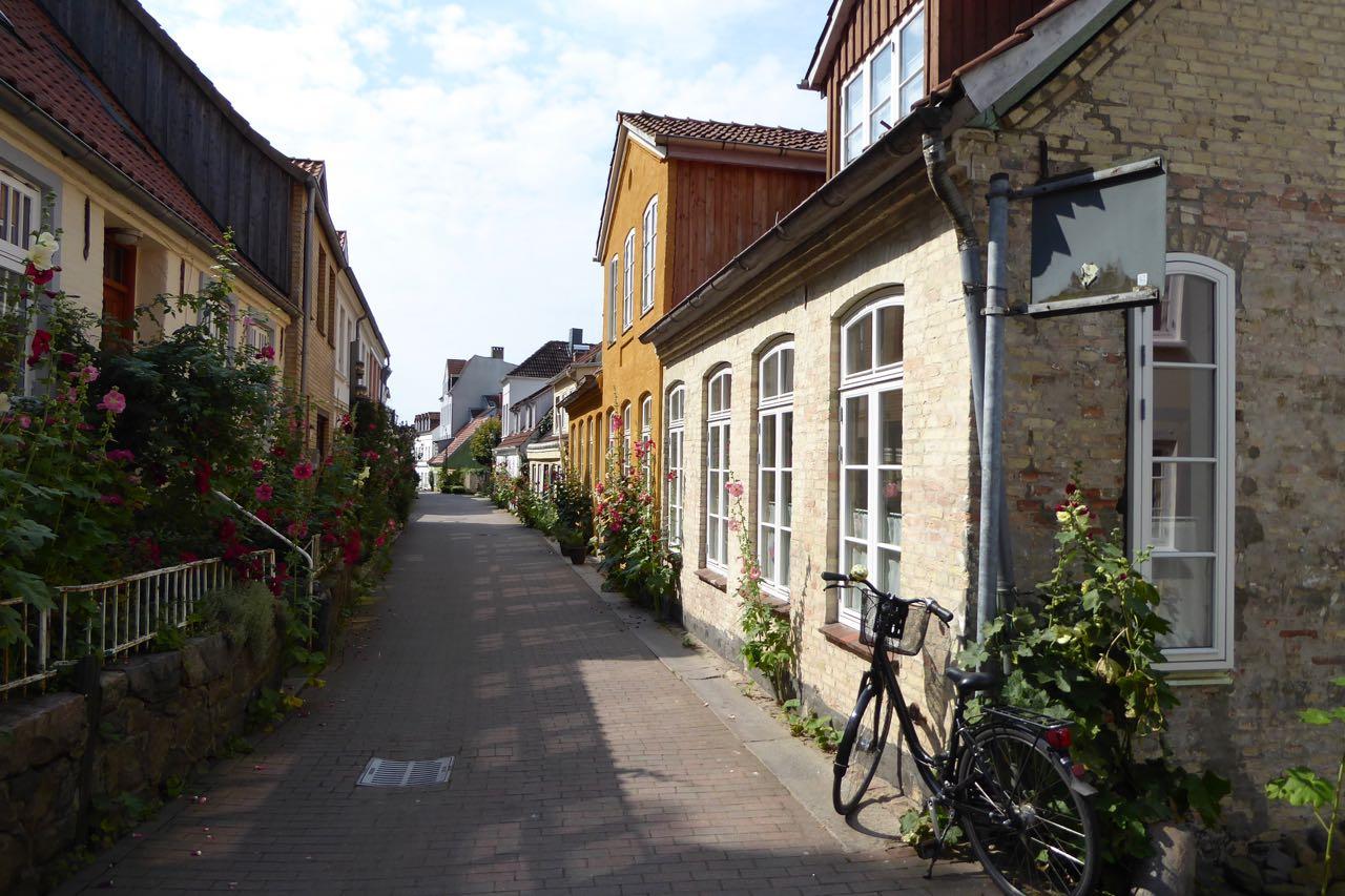 Flensburg Kapitänstrasse