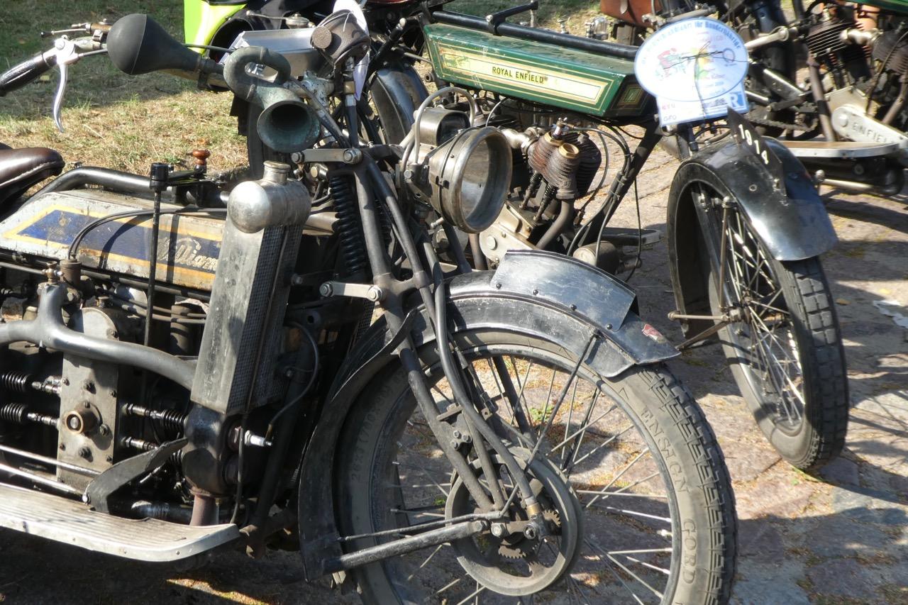 Anklam Motorräder