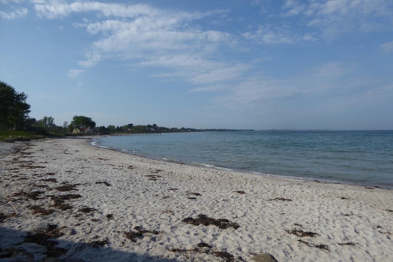 Samsø Ballen Strand