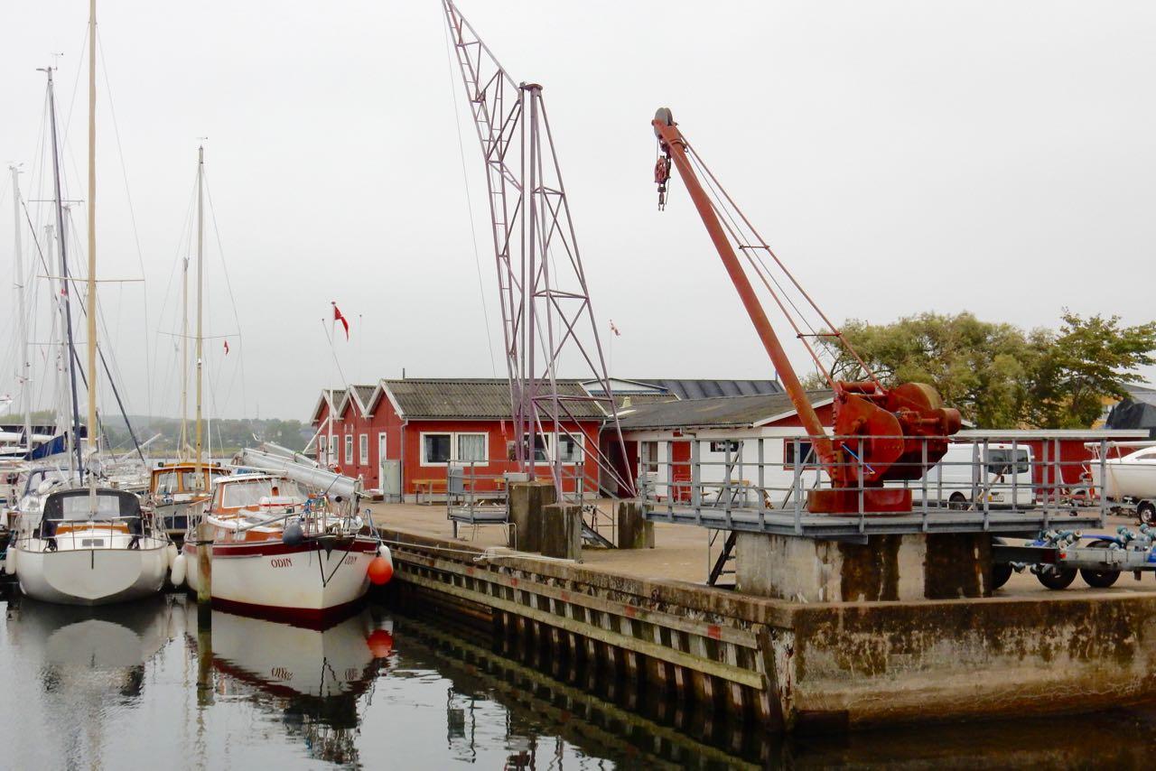 Aalborg Odin ohne Masten