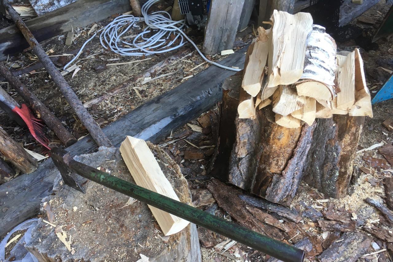 Gardsviken Sauna Holz