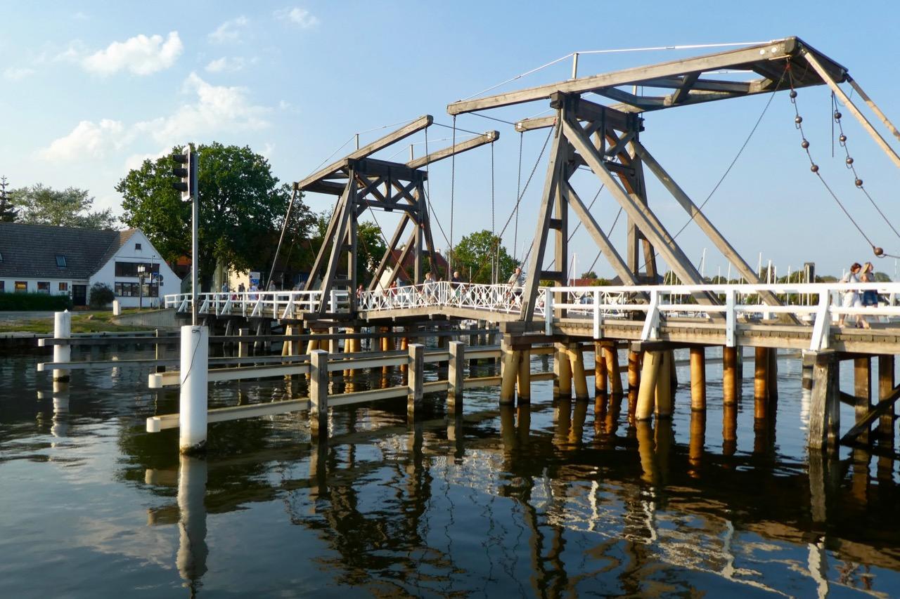 Wieck Zugbrücke