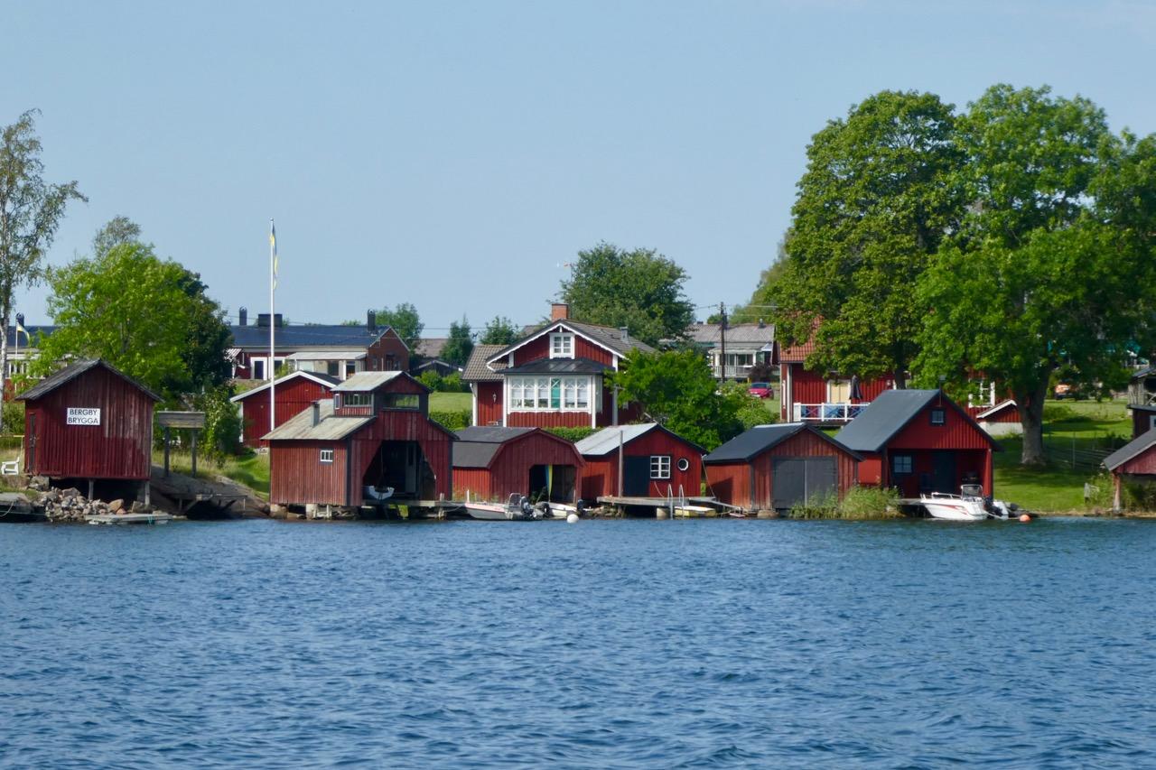 Bönhamn Häuser