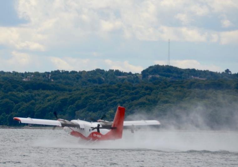 Aarhus Wasserflugzeug