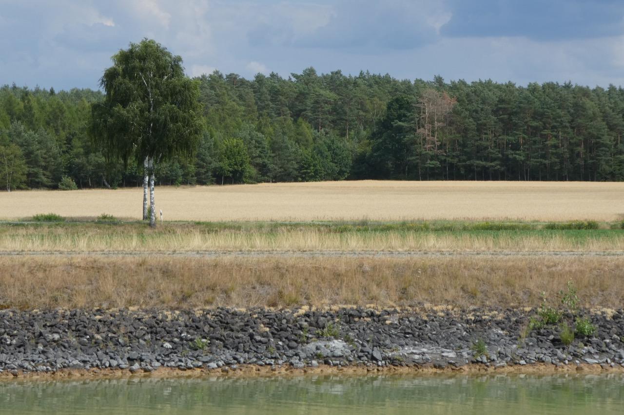Mittellandkanal Landschaft