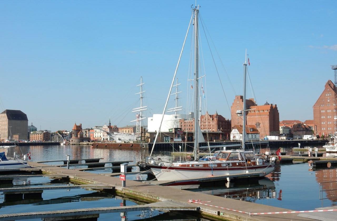Stralsund Marina
