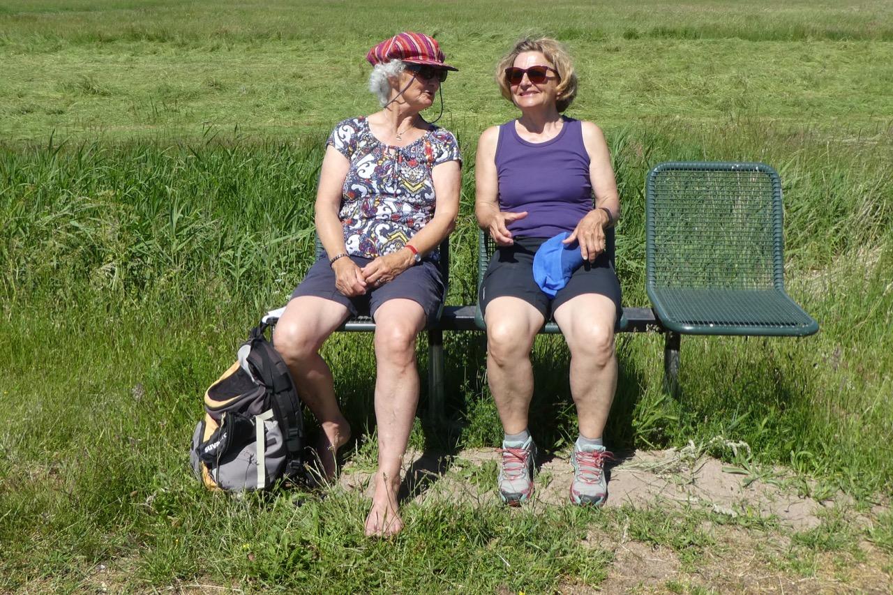 Schaprode Naturschutz Vreni und Josefine