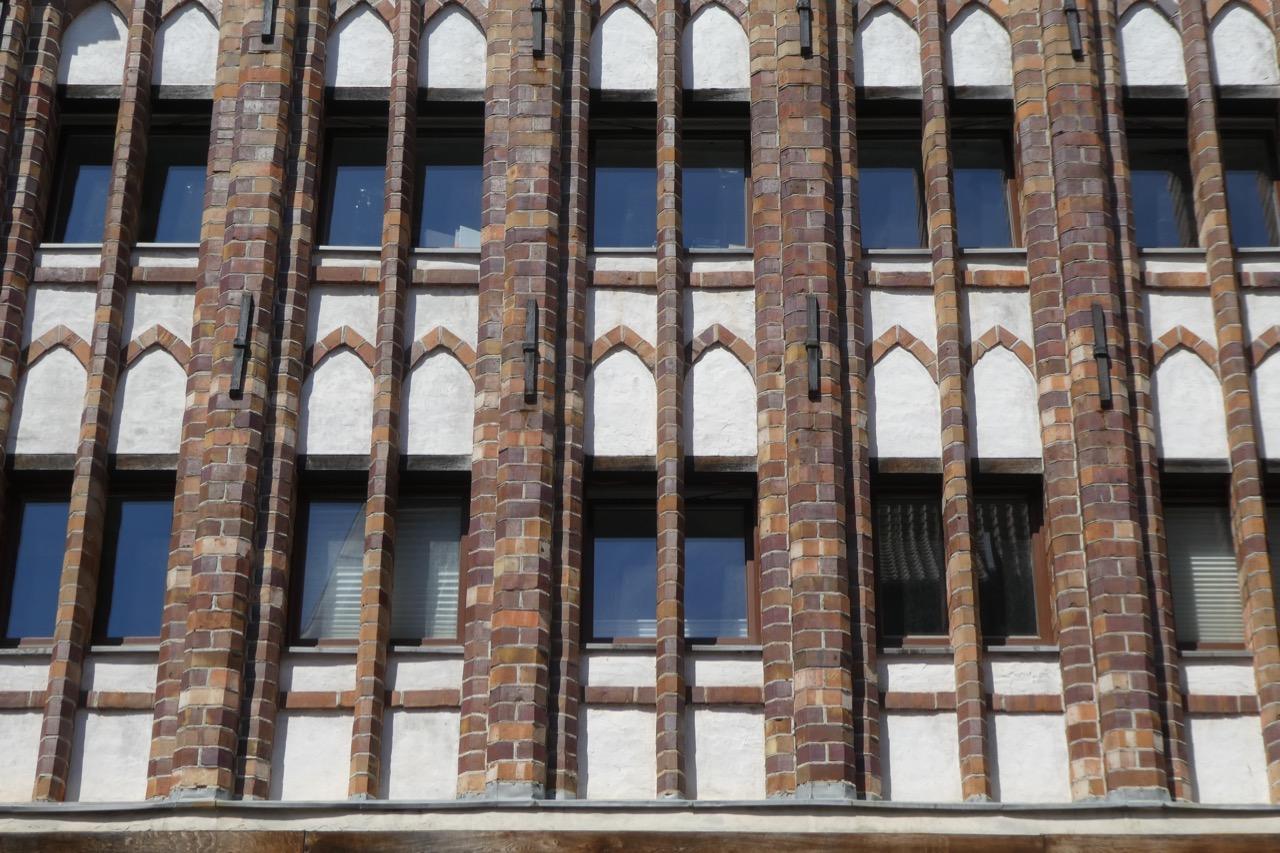 Stralsund Fassade