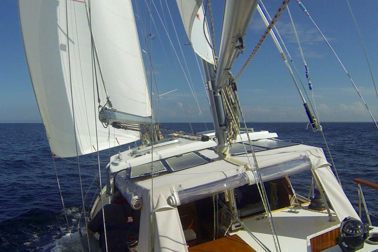 Laesø Überfahrt