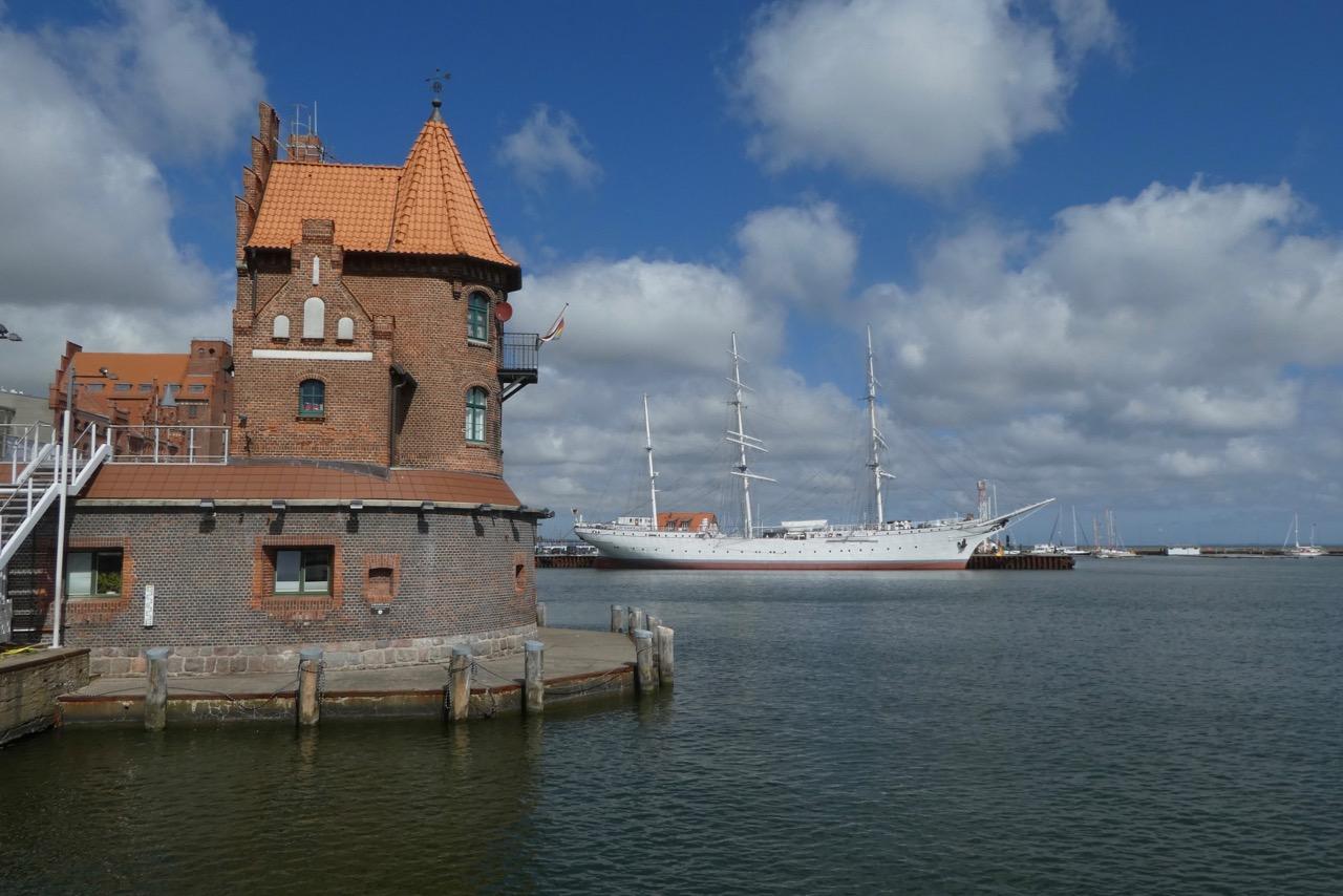 Stralsund Hafenmeister