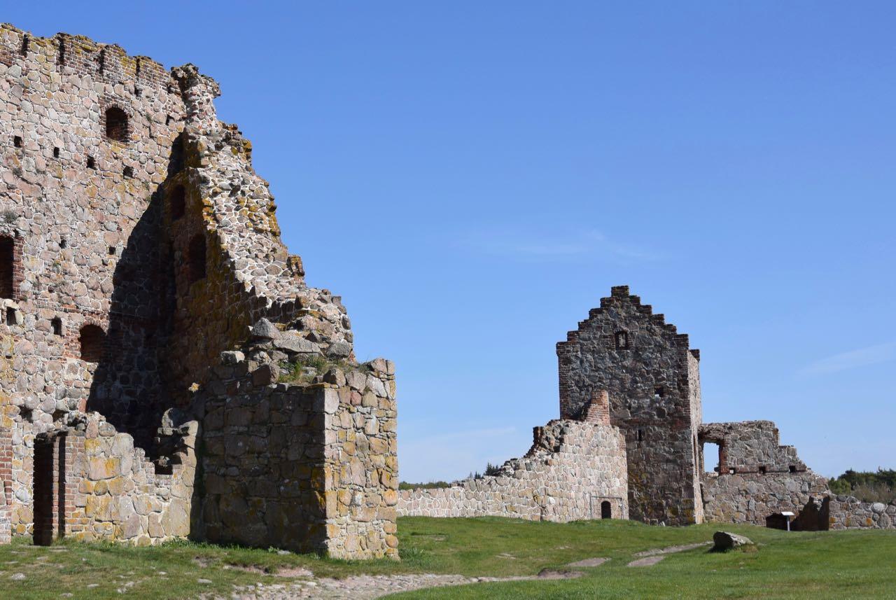 Hammer Schlossruinen