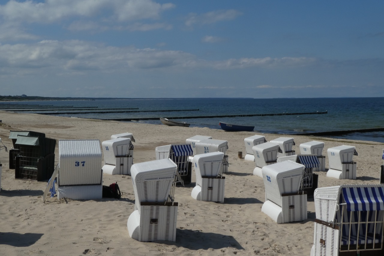 Ahlbek Strandkörbe
