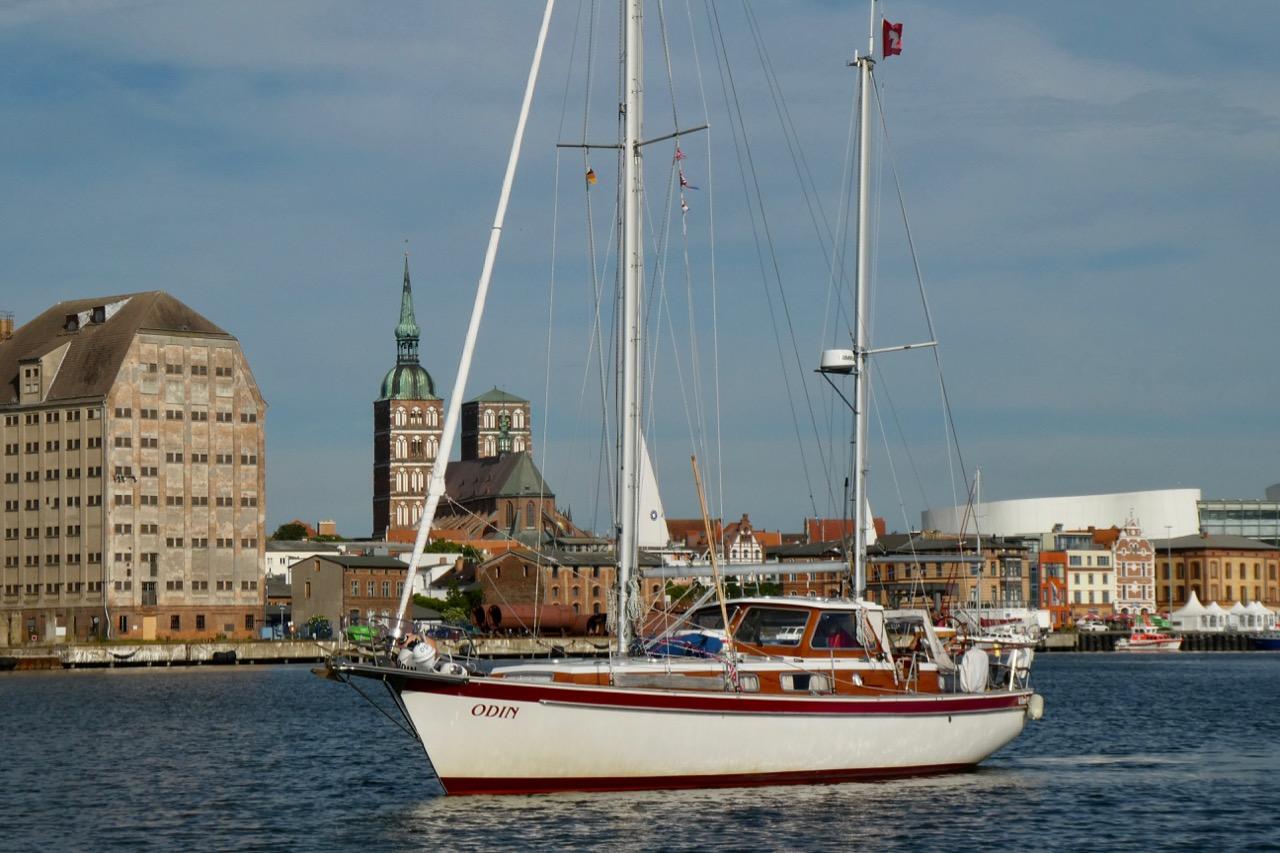 Stralsund Odin