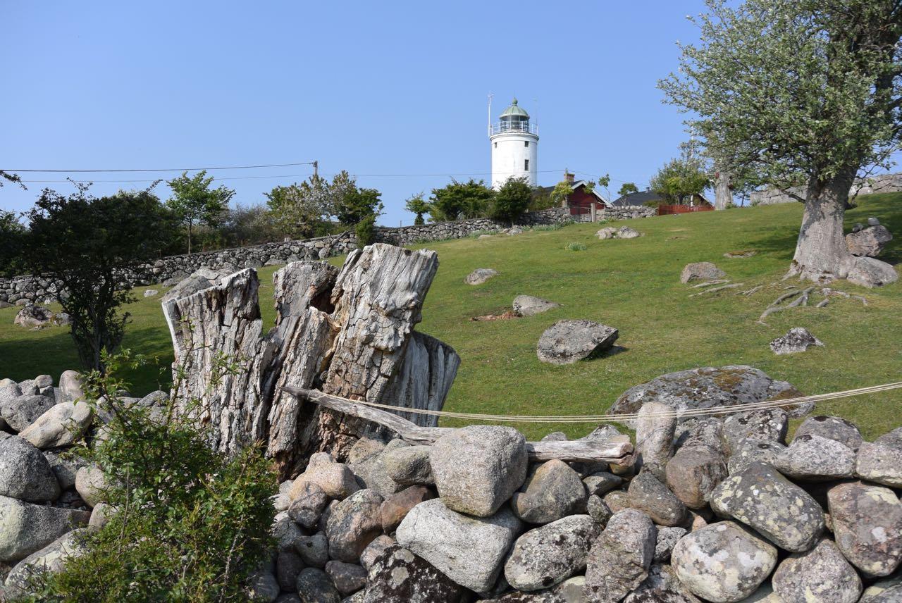 Hanø Leuchtturm