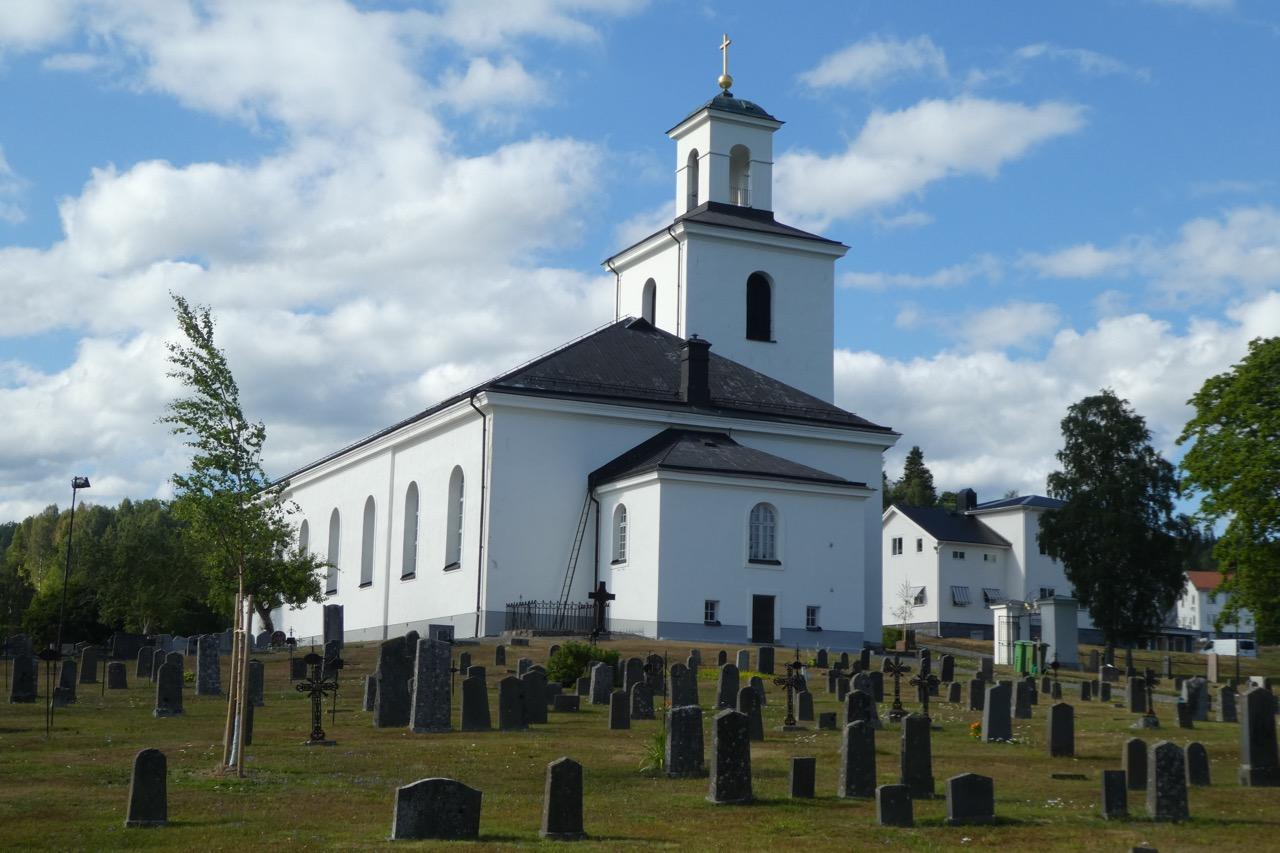 Nordingrå Kirche
