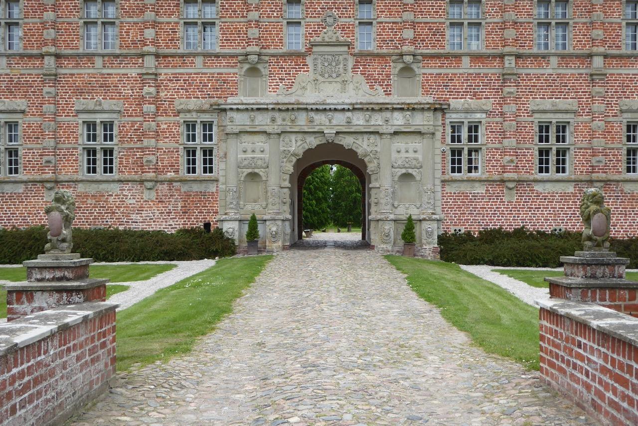 Voersgard Schloss