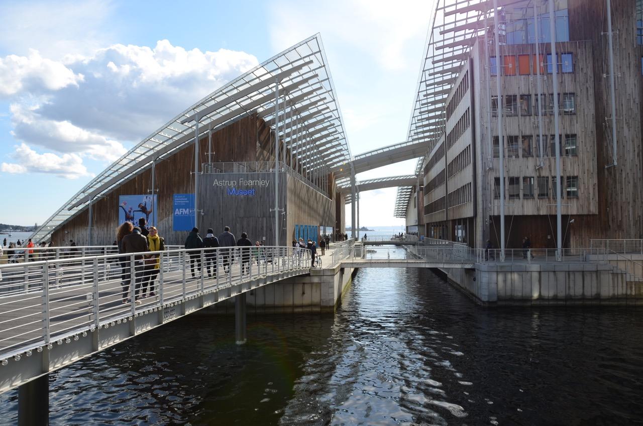 Oslo Aker Brygge Renzo Piano