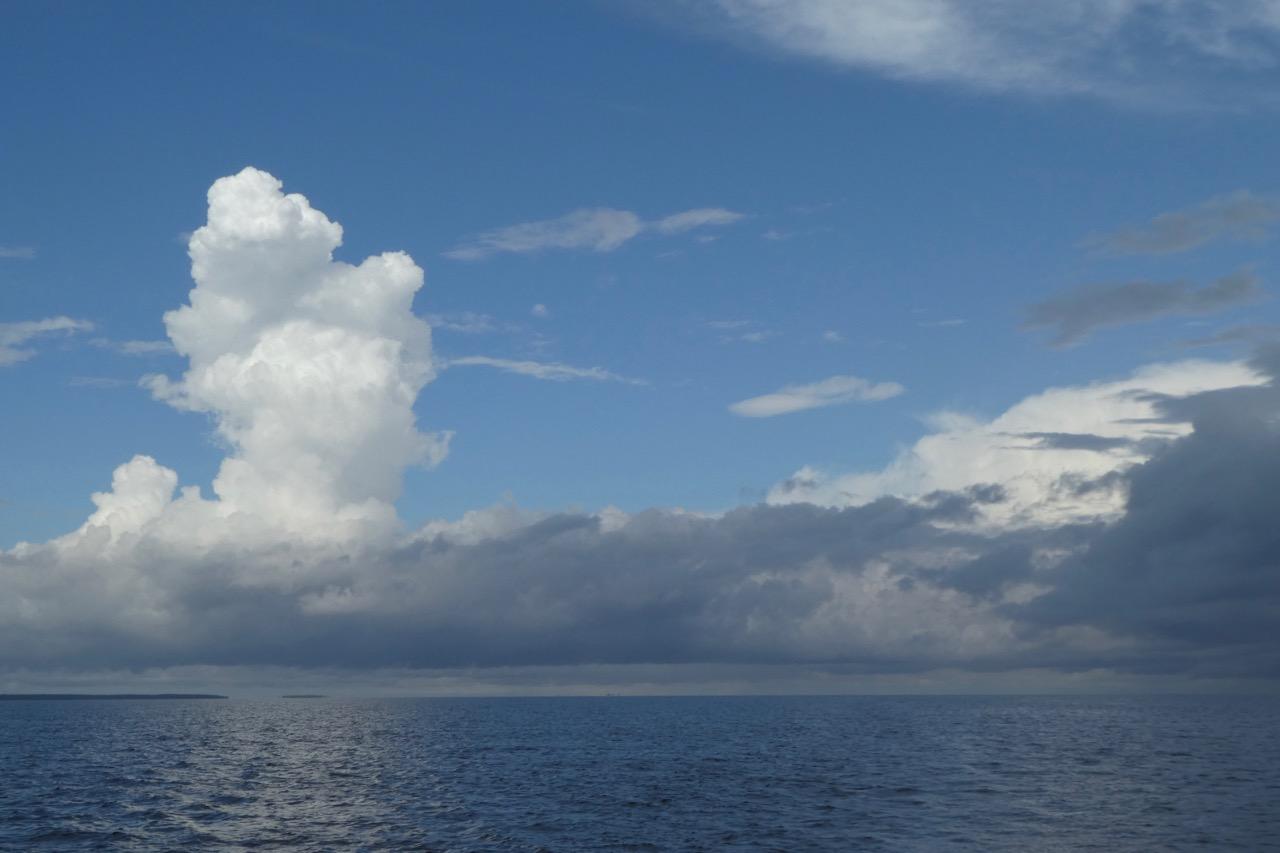 Öregrund Cumulus Nimbus