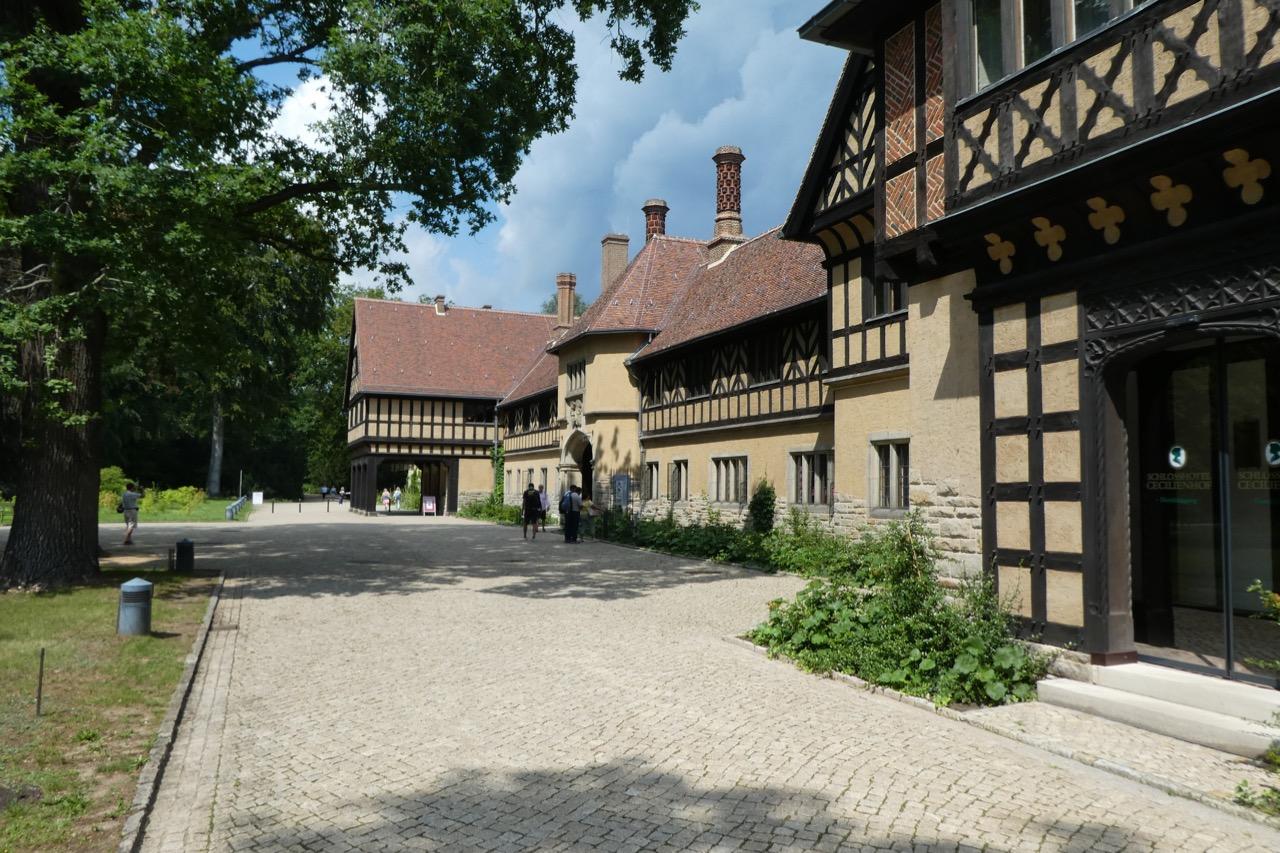 Potsdam Cecilienhof Schloss