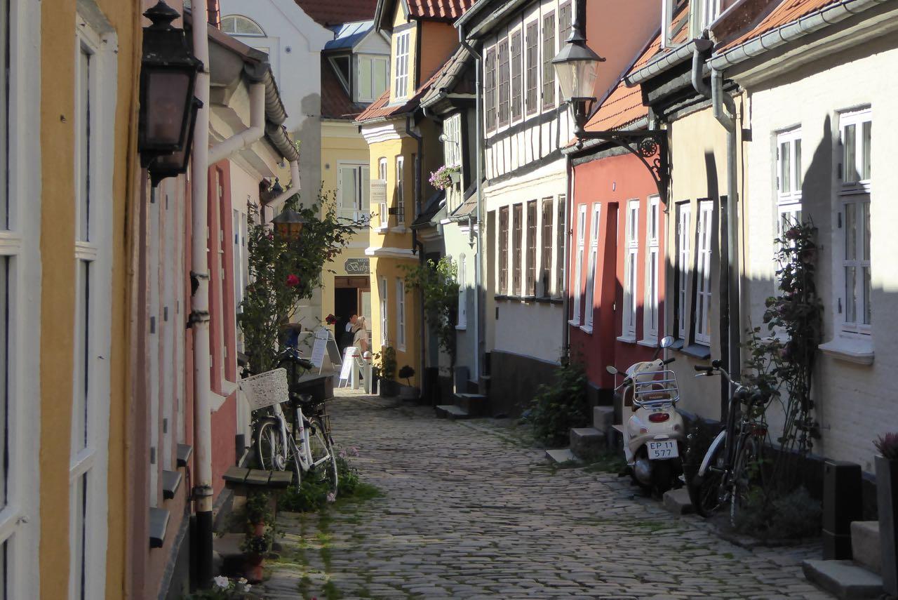 Aalborg kleine Gasse