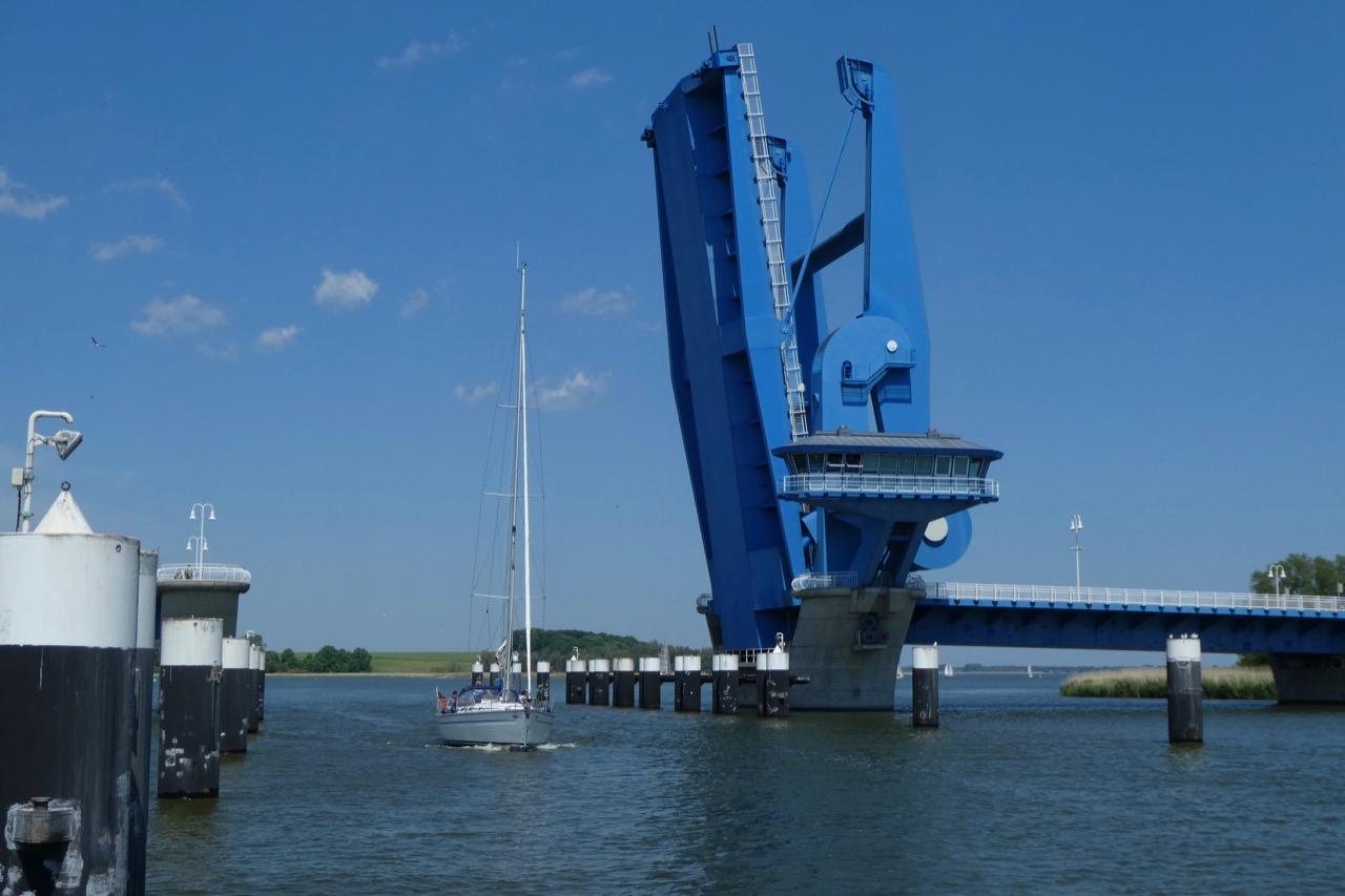 Wolgast Brücke