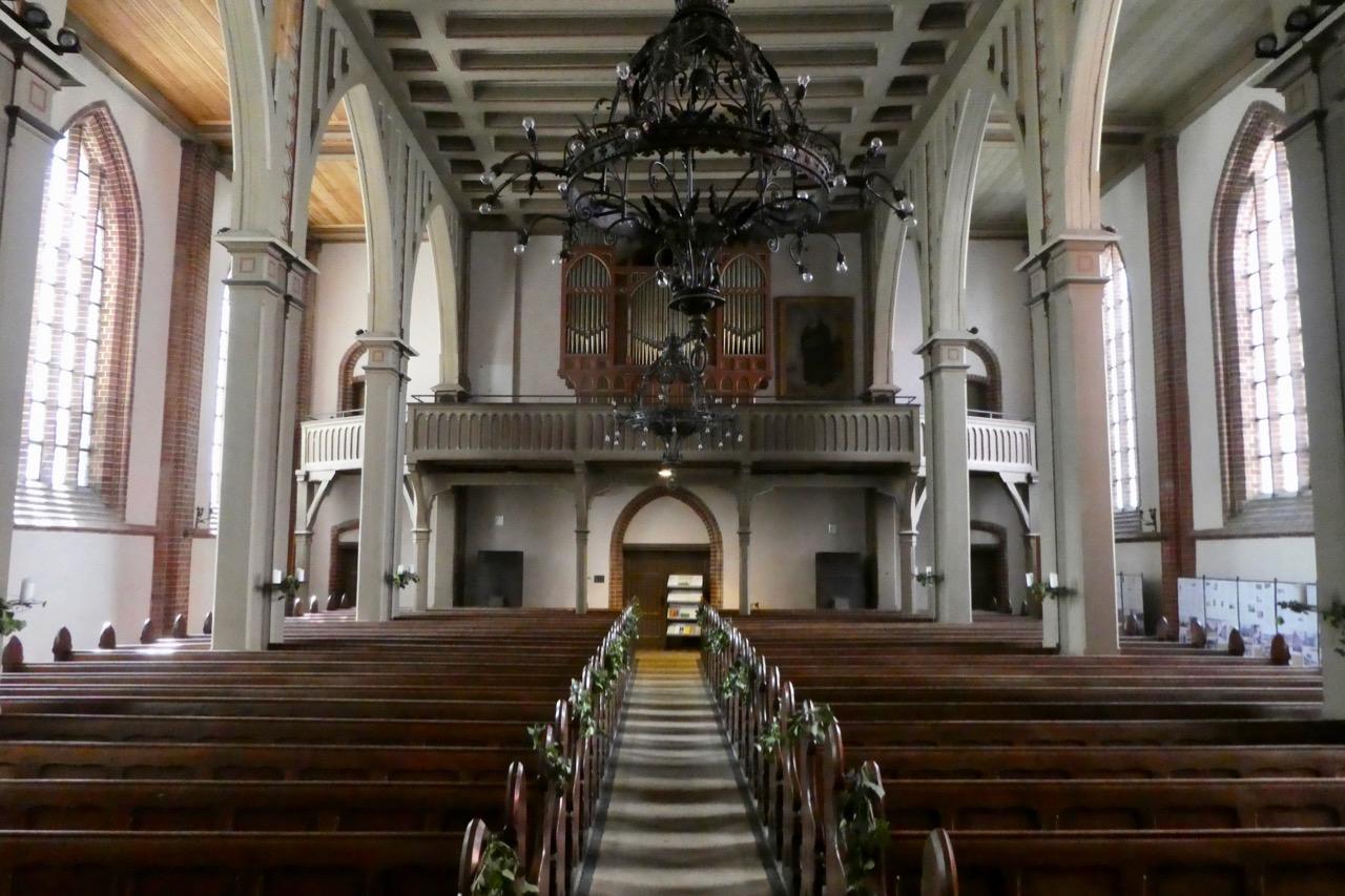 Usedom Kirche