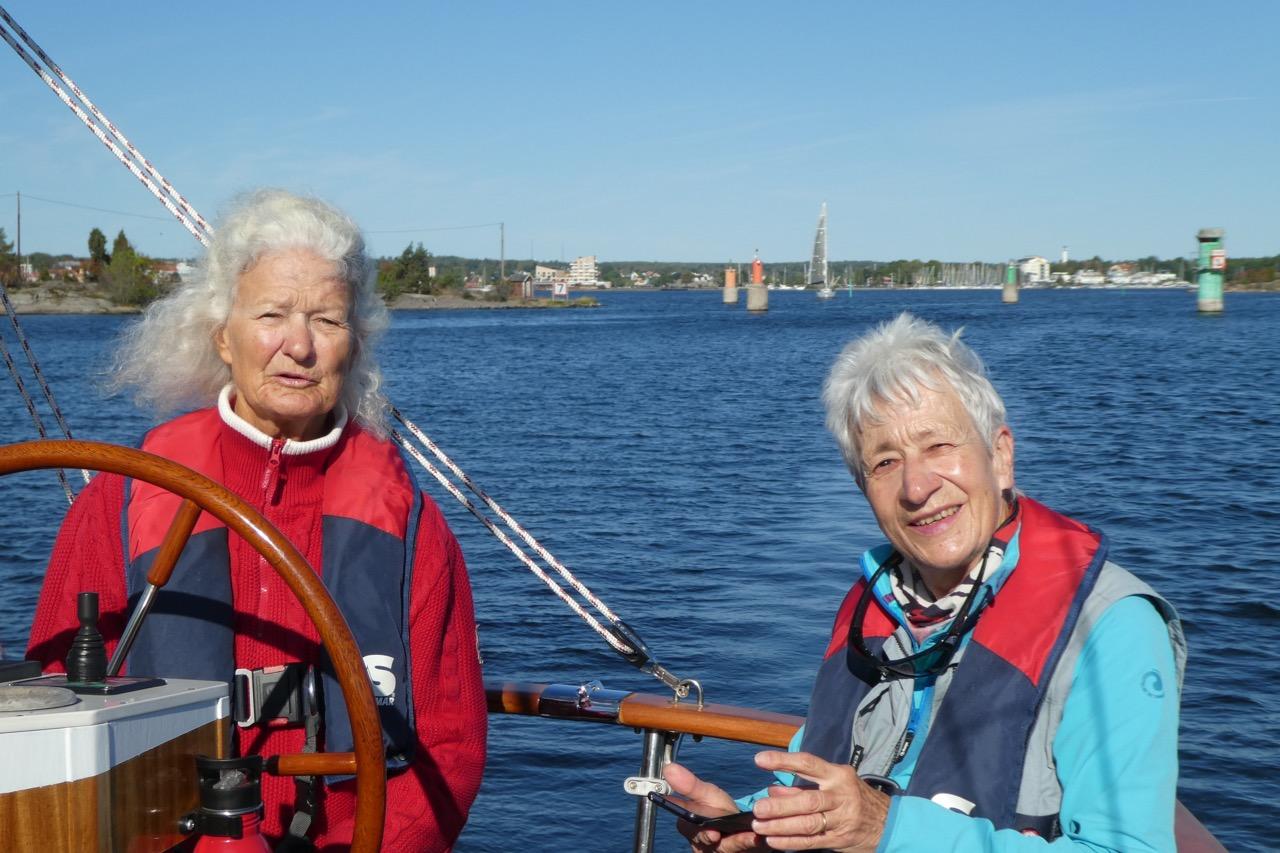 Västervik Elisabeth und Vreni