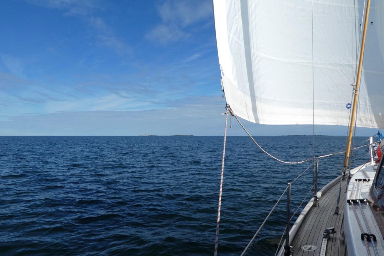 Bottnischer Meerbusen Segeln