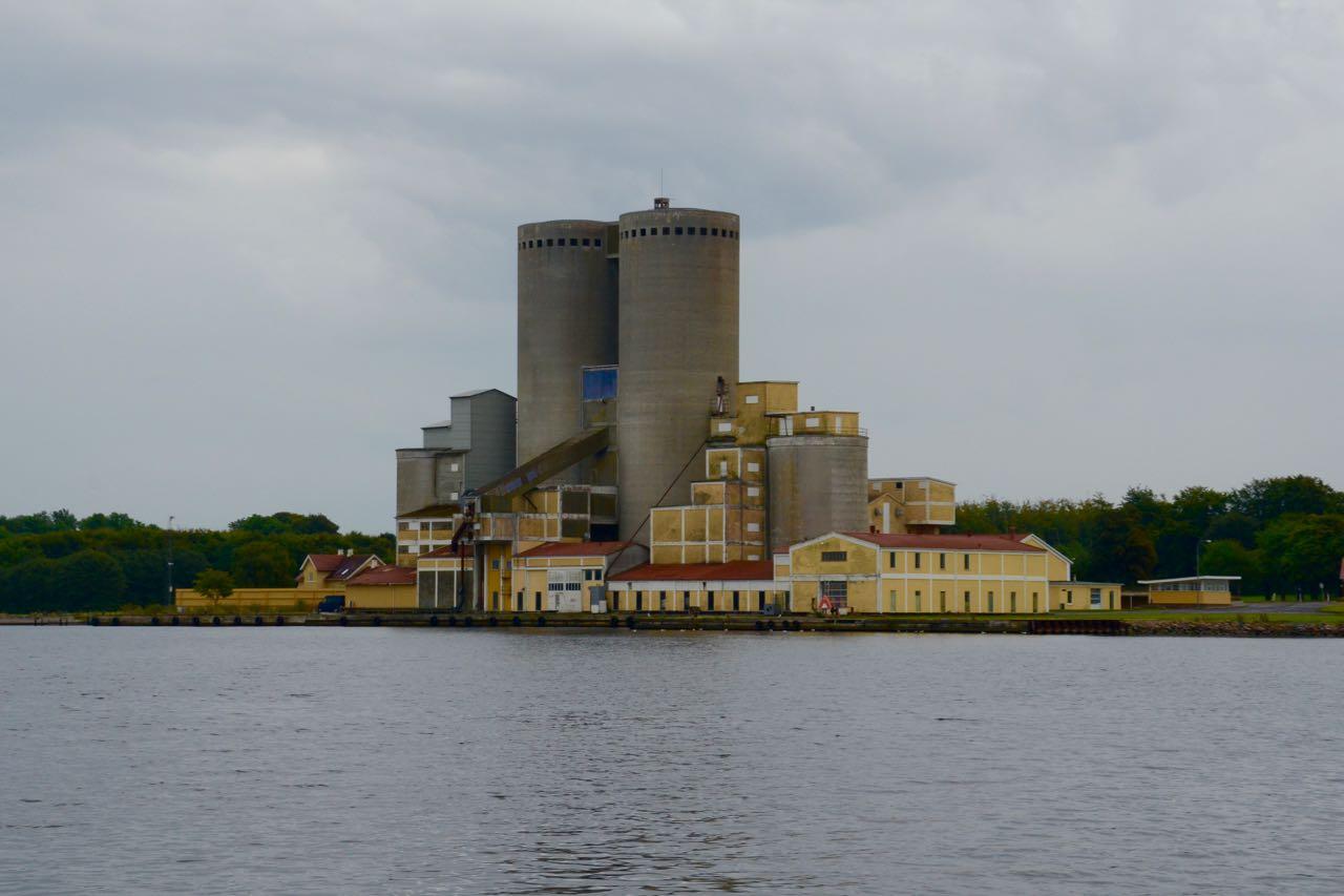 Mariagerfjord Zementfabrik