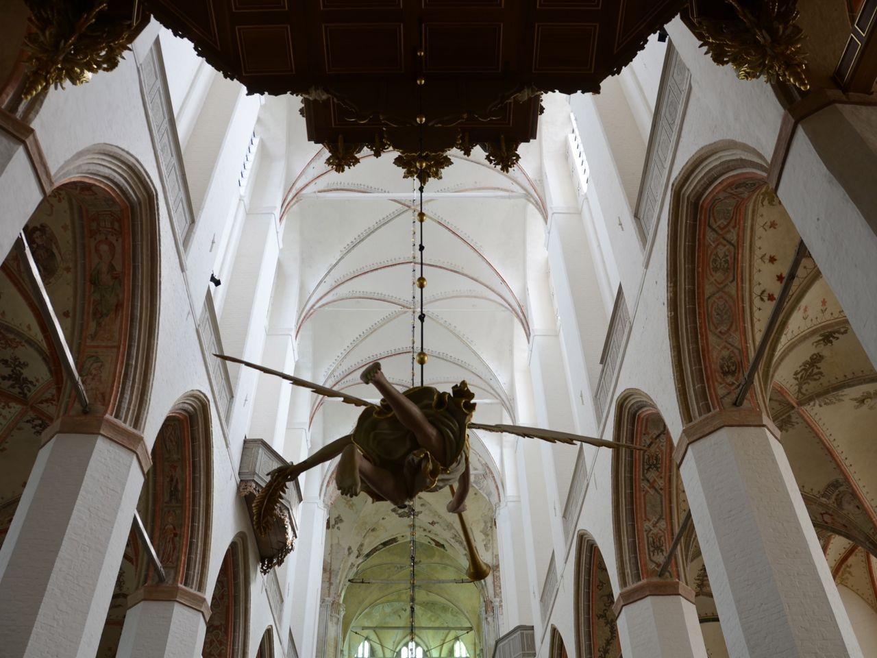 Stralsund Kirchenruine