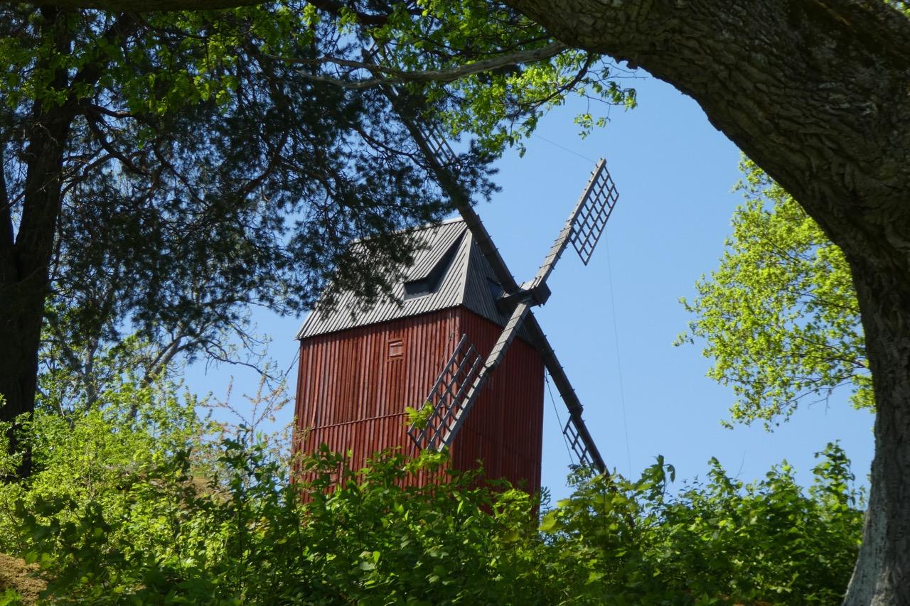 Furusund Windmühle