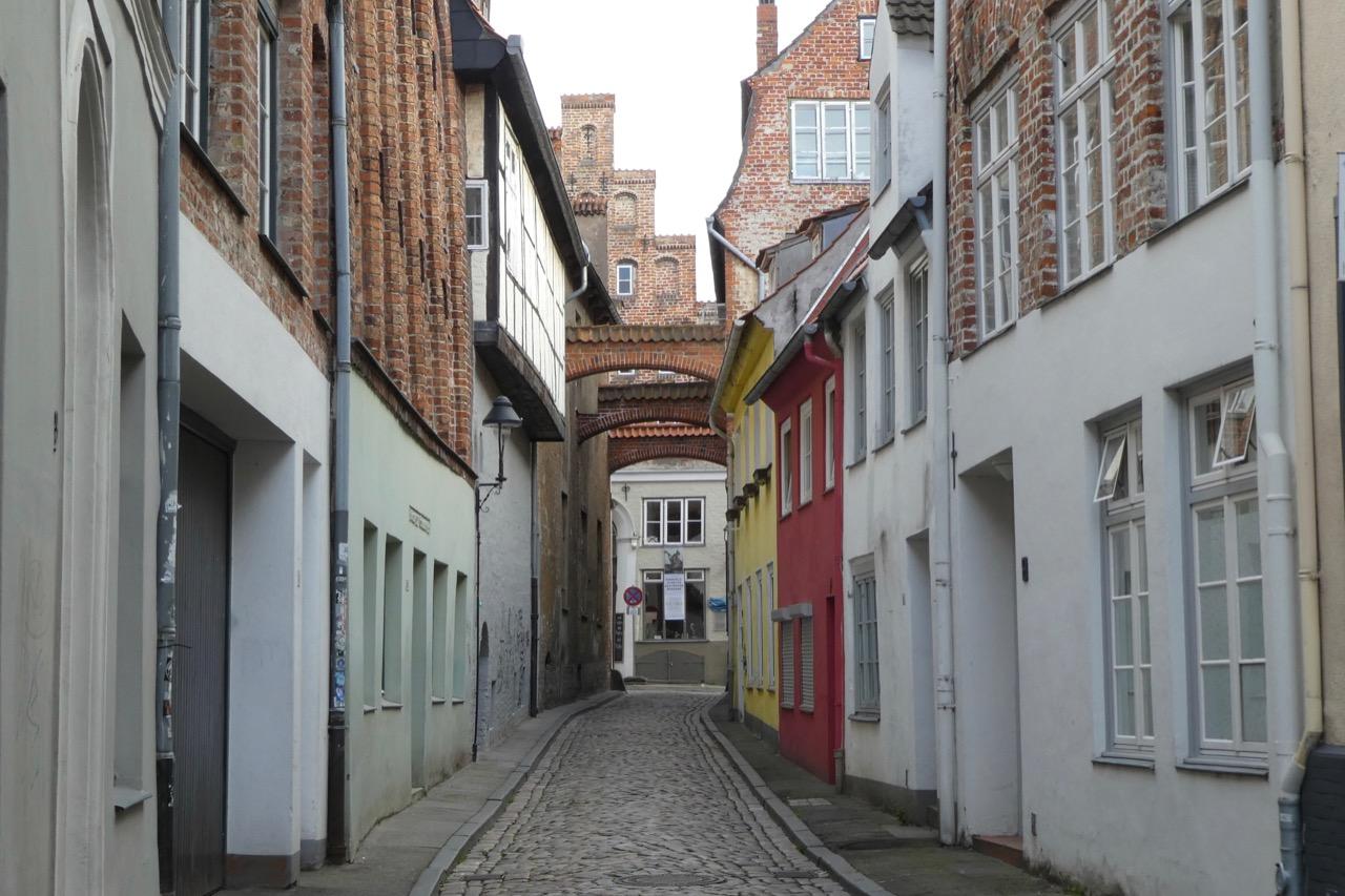 Lübeck Gasse