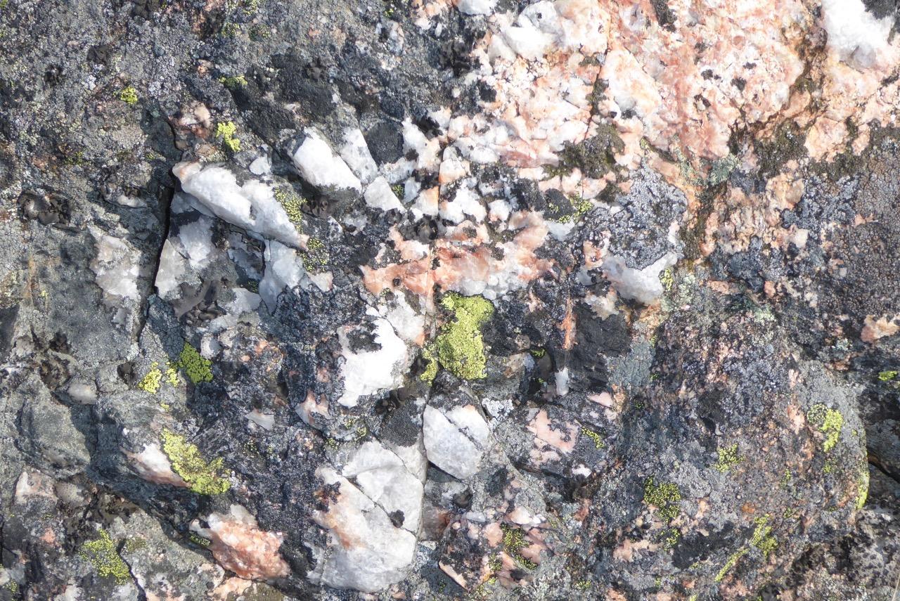 Kälvön Bucht Granit