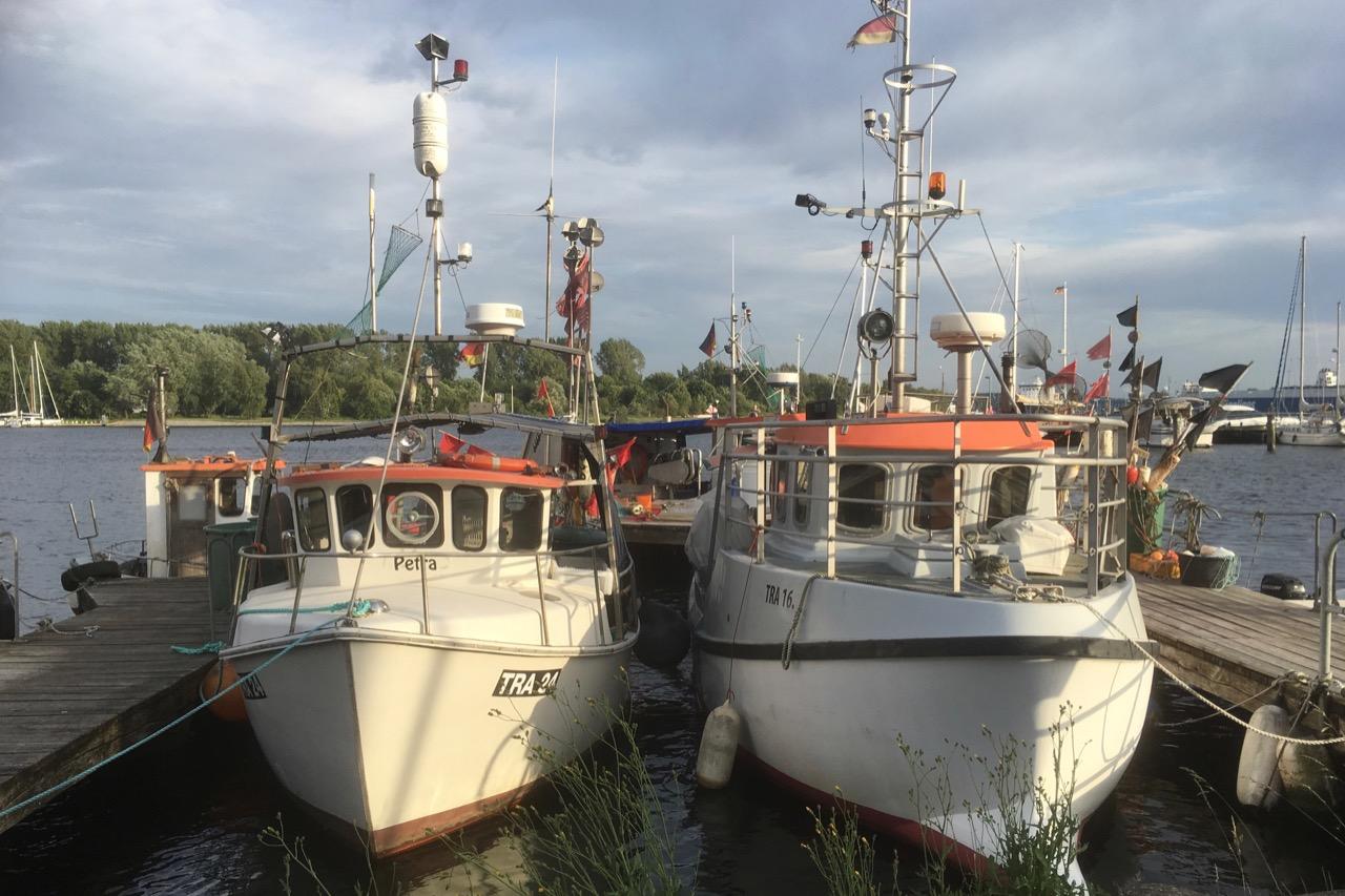Travemünde Fischerhafen