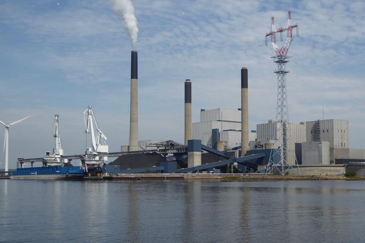Limfjorden Kraftwerk