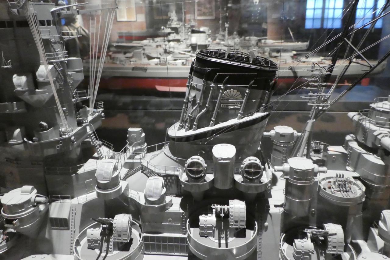 Hamburg maritimes Museum