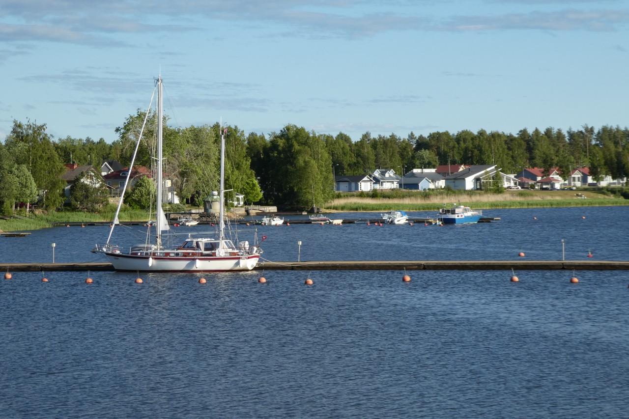 Krinstinestad Hafen
