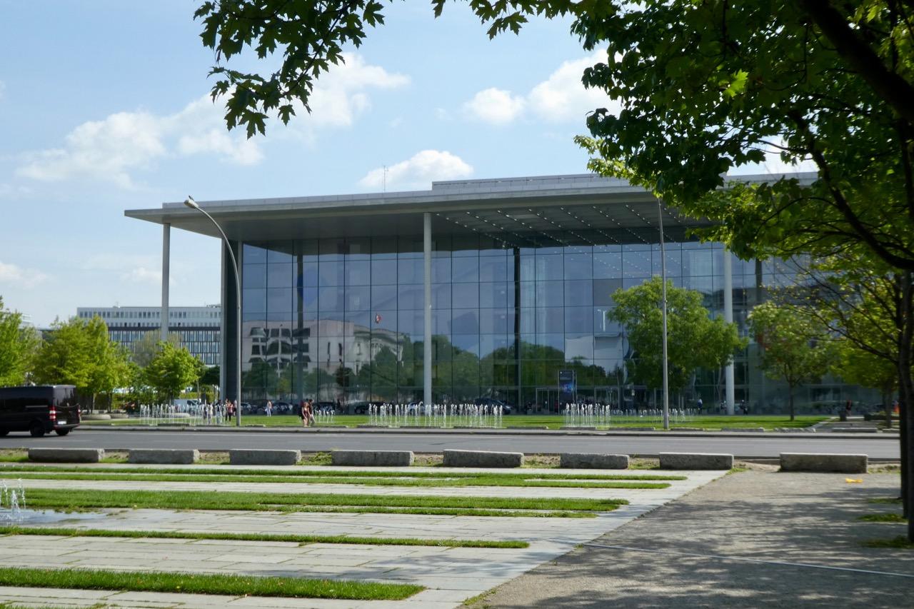 Berlin Parlament