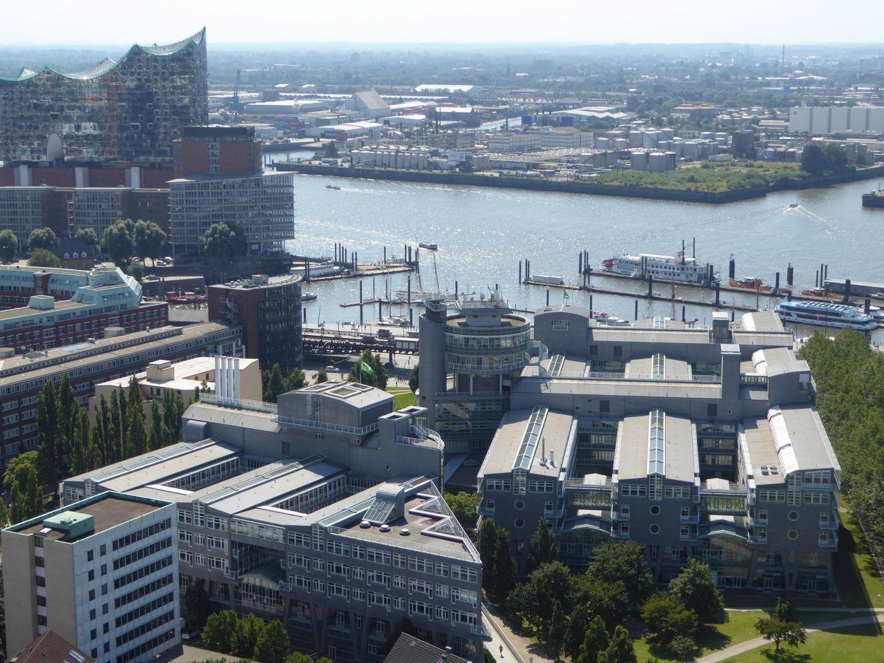 Hamburg Stadtrundsicht