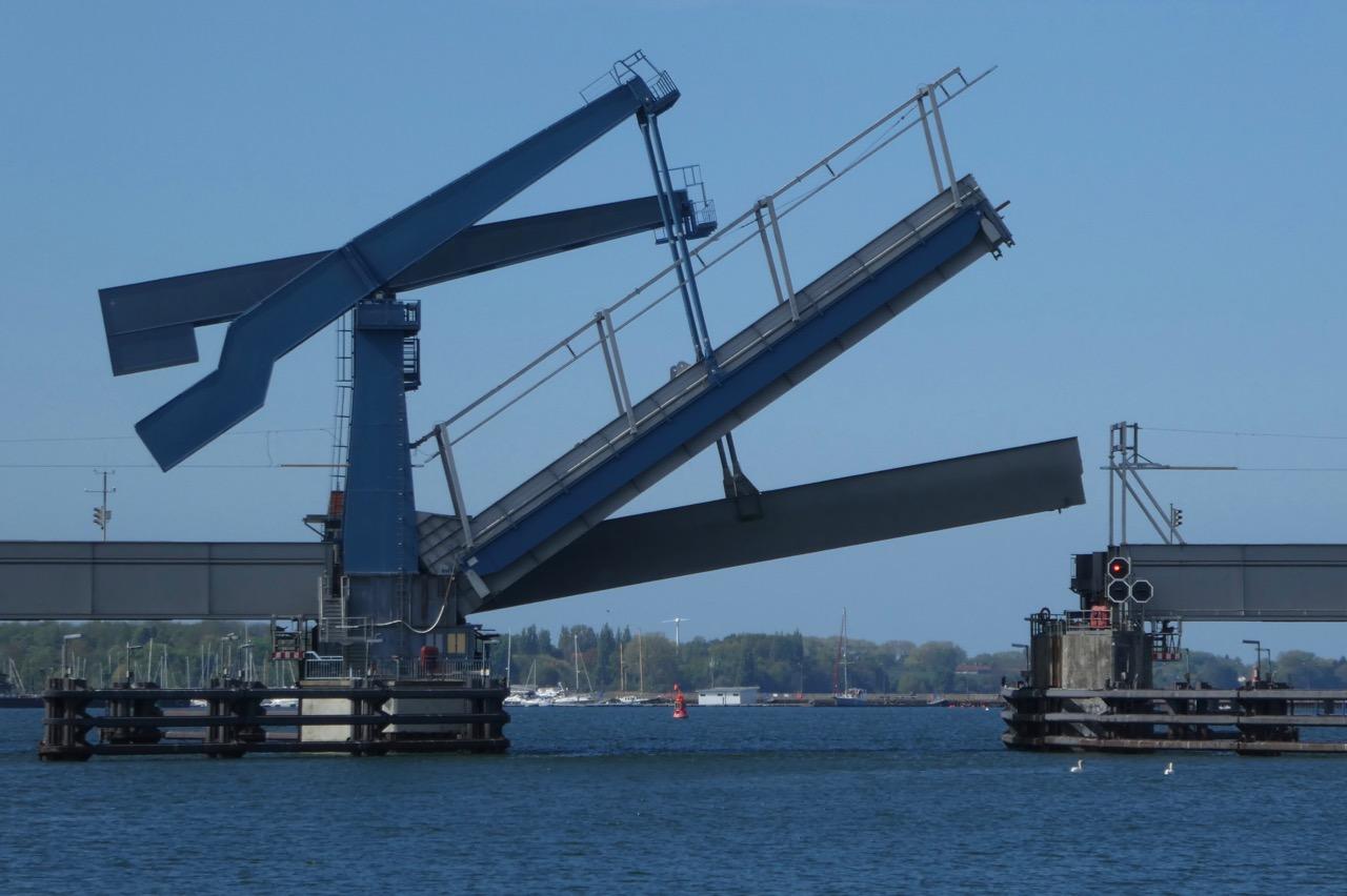 Stralsund Ziegelgrabenbrücke