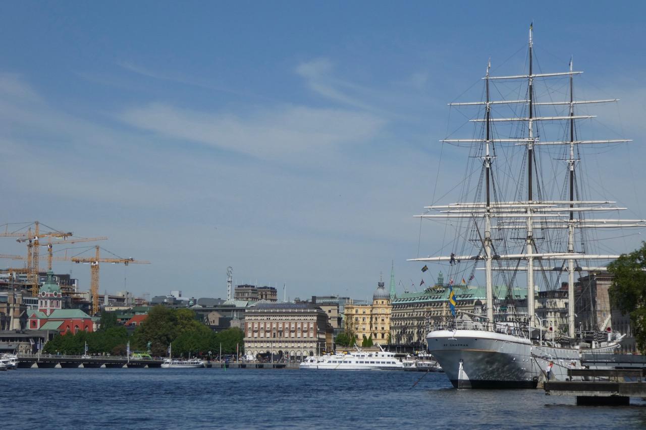 Stockholm Jugendherberge Dreimaster