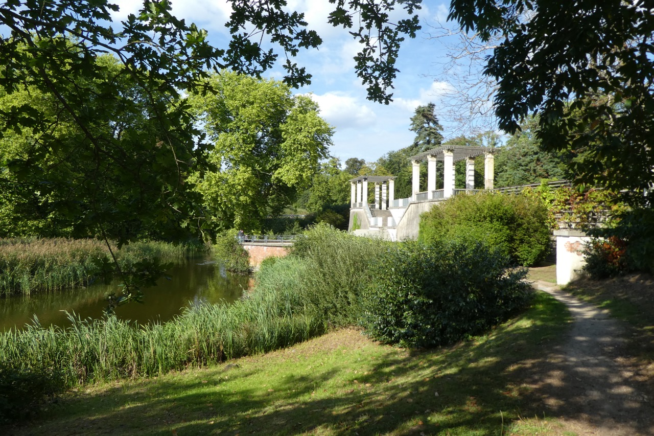 Putbus Schlosspark