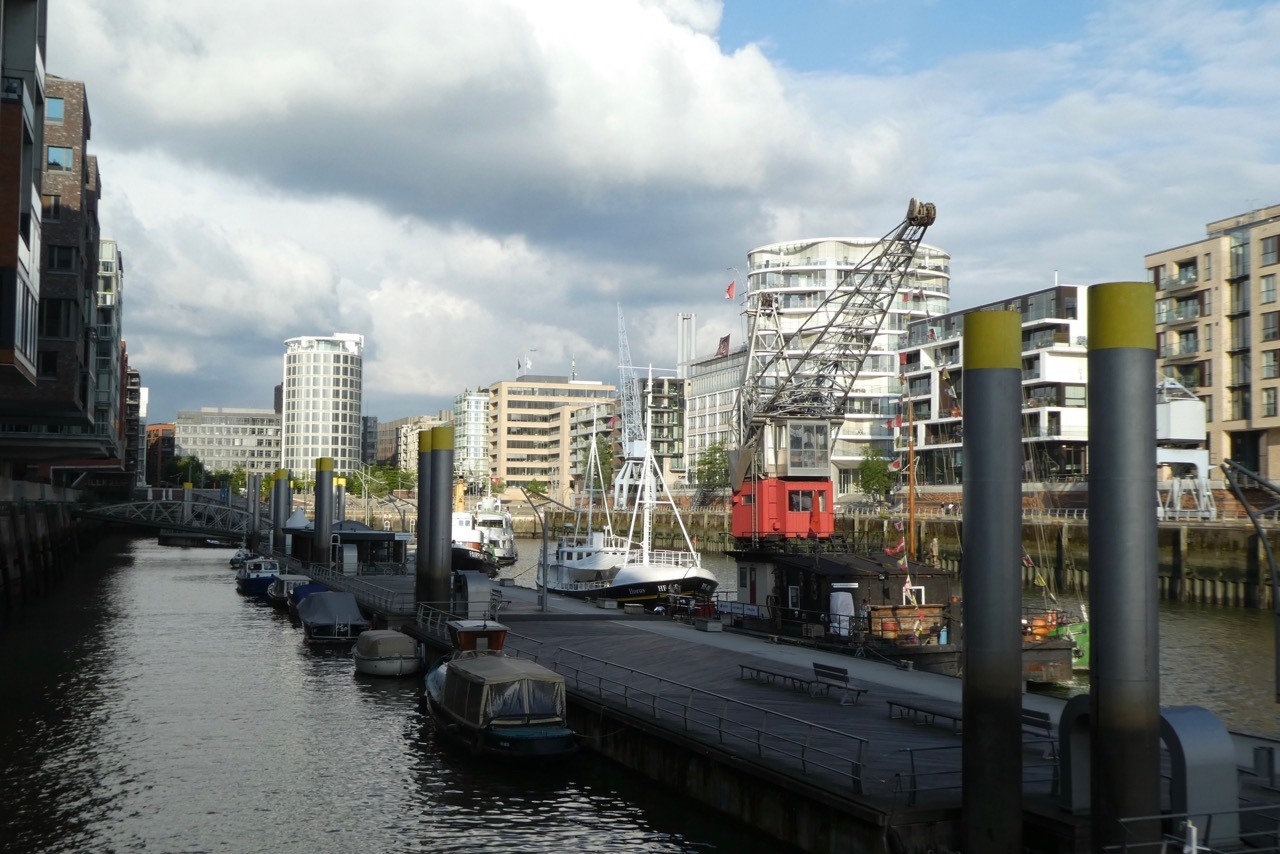 Hamburg City Marina